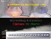 Cámara de Burbujas LED Quito
