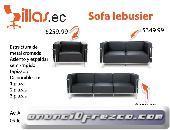 Sofa para oficinas Lebusier