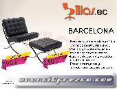 Sofas Bacelona para oficinas