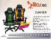 silla gamer para oficinas