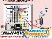 CURSO DE REFRIGERACION EN GUAYAQUIL APRENDE REPARACION DE NEVERA CONGELADOR SPLIT 0969089097