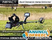 Impact Pro mejor detector de metales VLF a bajo precio