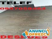 LIMPIEZA DE PISOS DE GRES TELEF 0987058464