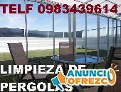 LIMPIEZA DE BODEGAS Y GALPONES Telef 0996818473