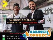 Oportunidad laboral en USA