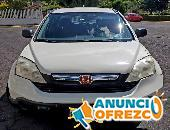 VENDO HONDA CRV 07 COMO NUEVO 1