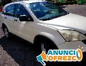 Honda CRV 2007 Blanco En Venta 5