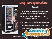 maquina expendedora de bebidas